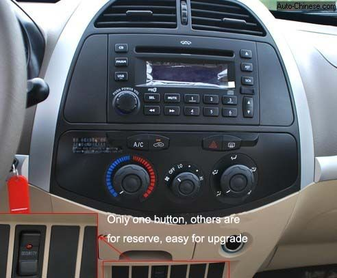 Chery Tiggo 3 Model 2009 Review and Test Drive (3)