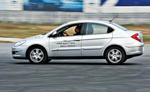 Chery A3 Review and Test Drive (3)