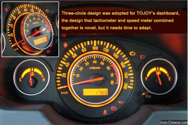 JAC Tojoy Review and Road Test – a High Cost-effective Car (3)