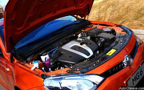 MG6 Engine