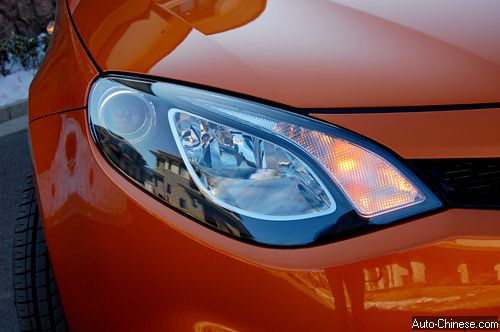 MG6 Sharp Headlight
