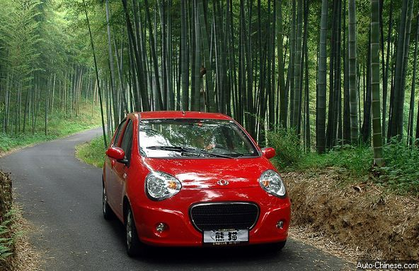 Geely LC Review and Road Test (1) - Geely Panda