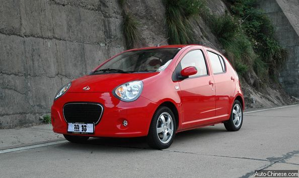 Geely LC  (Panda)  Review and Road Test (2) -Appearance