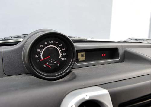 Haval M2 Review and Road Test - Interior Trim