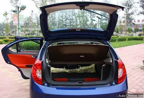 Tojoy RS - Hatchback