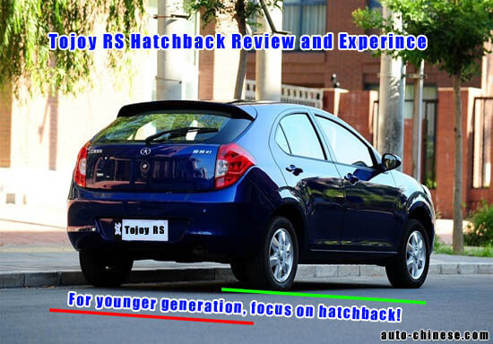 Tojoy hatchback review and road test