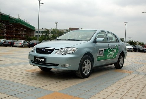 BYD F3DM Low Carbon EV