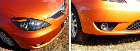 CHANA ALSVIN Hatchback Appearance details