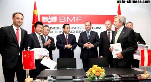 BYD E6 to sign pilot project with Austria