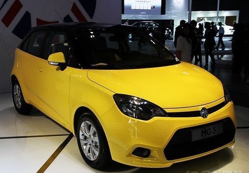 MG3 Specifications & Price|Various Colors|SAIC Motor