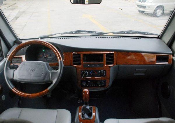 Wuling Sunshine Review - Inside Car