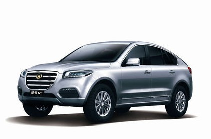 Haval IF on Revealed on Shanghai Auto Show 2011