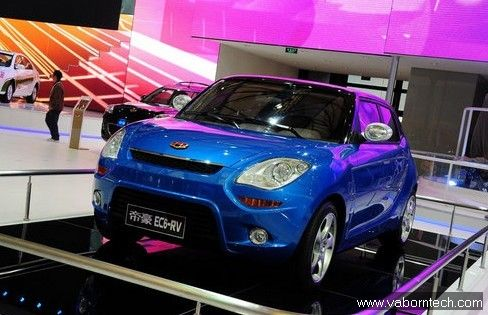 Another China's Mini Cooper?