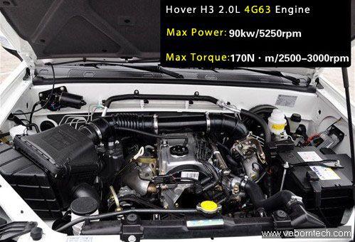 4G63 Engine|2.0L