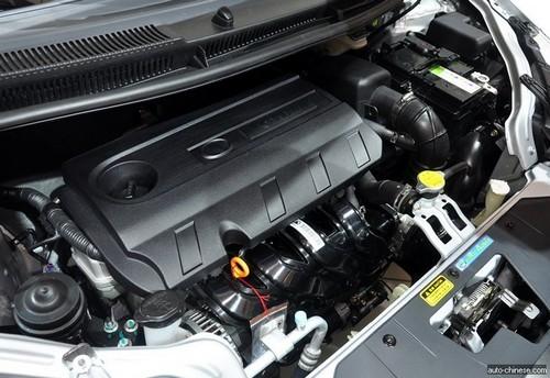 GW4G15 1.5L Whole aluminum VVT engine