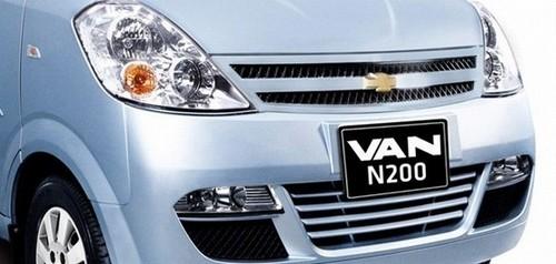 Chevrolet N200 Mini Van