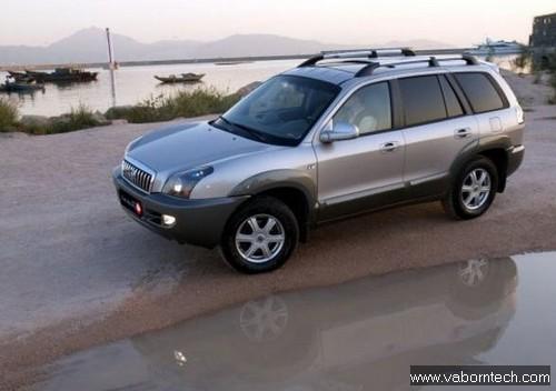 JAC S1 SUV - JAC Rein