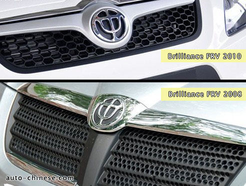 New honeycomb-like grille seems more movement breath