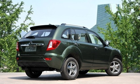 Lifan X60 SUV Review