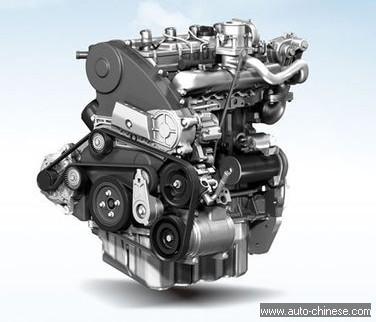 GW4D20 Diesel Engine