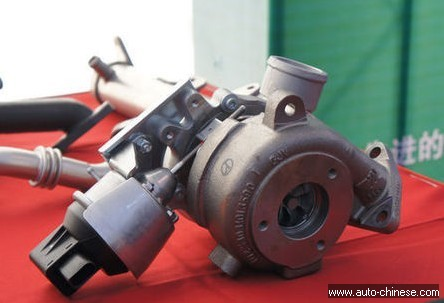 GW4D20 Turbocharger|Great Wall Motors Havel H5