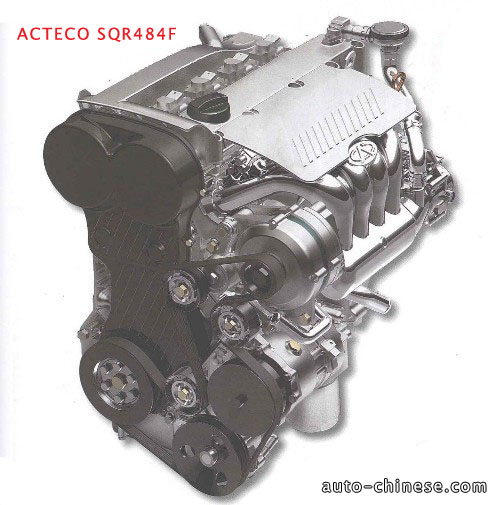 ACTECO 2.0L | Chery Engine