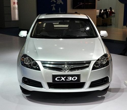 CHANA CX30 Specifications