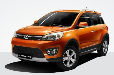 Great Wall Haval M4 Engine Specifications