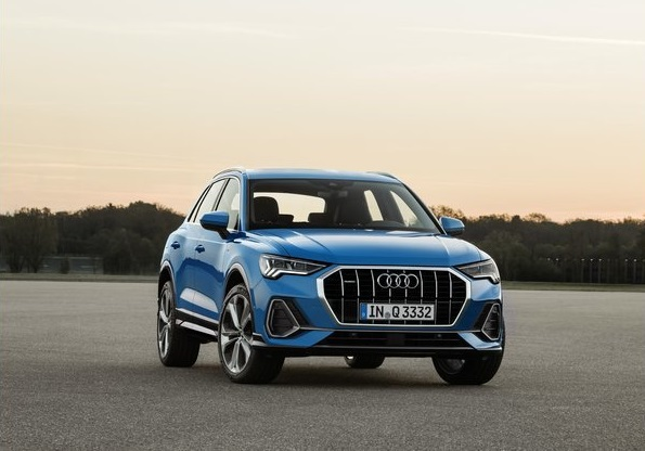 2019 Audi Q3 China-spec Unveiled, to Carry Both 1.4T & 2.0T Engine