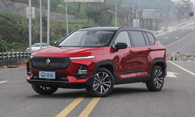 Baojun's New Small SUV Or Named RS-3, To Replace Baojun 510