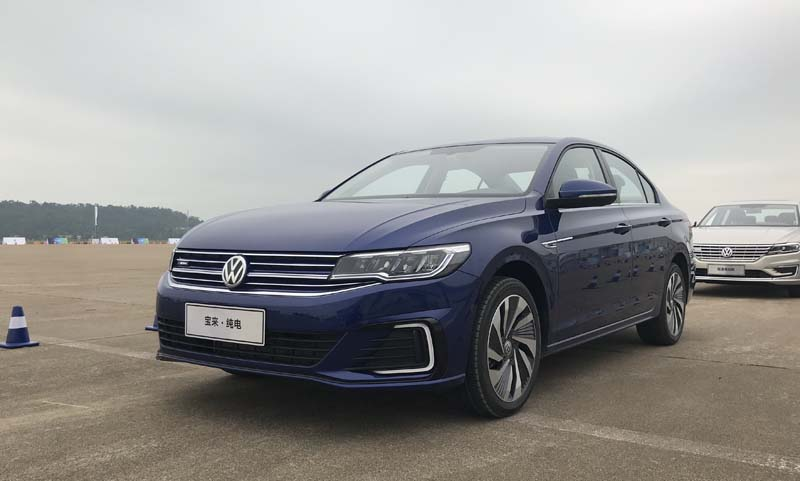 Volkswagen Bora to Launch EV model in China Market