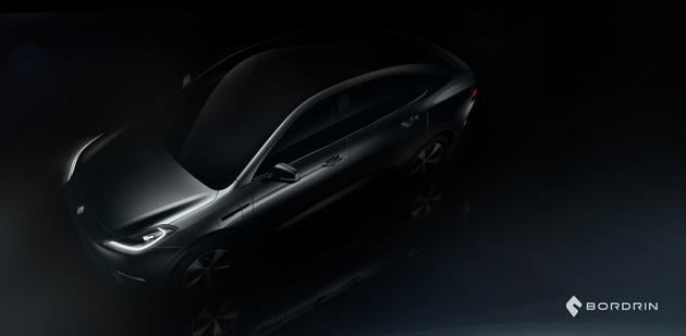 Bordrin Exposed its First Electric SUV, Range up to 340 miles, Compete with Tesla?