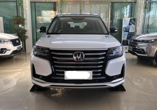 CHANGAN 2019 CS95 Is Ready In Market, Powered by 2.0T Engine