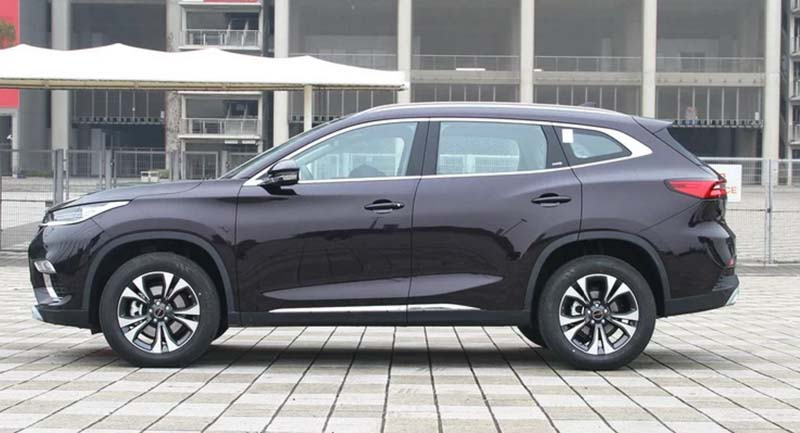 Chery EXEED TX Is Amost Ready in China Market, Price Starts At ~USD19,200