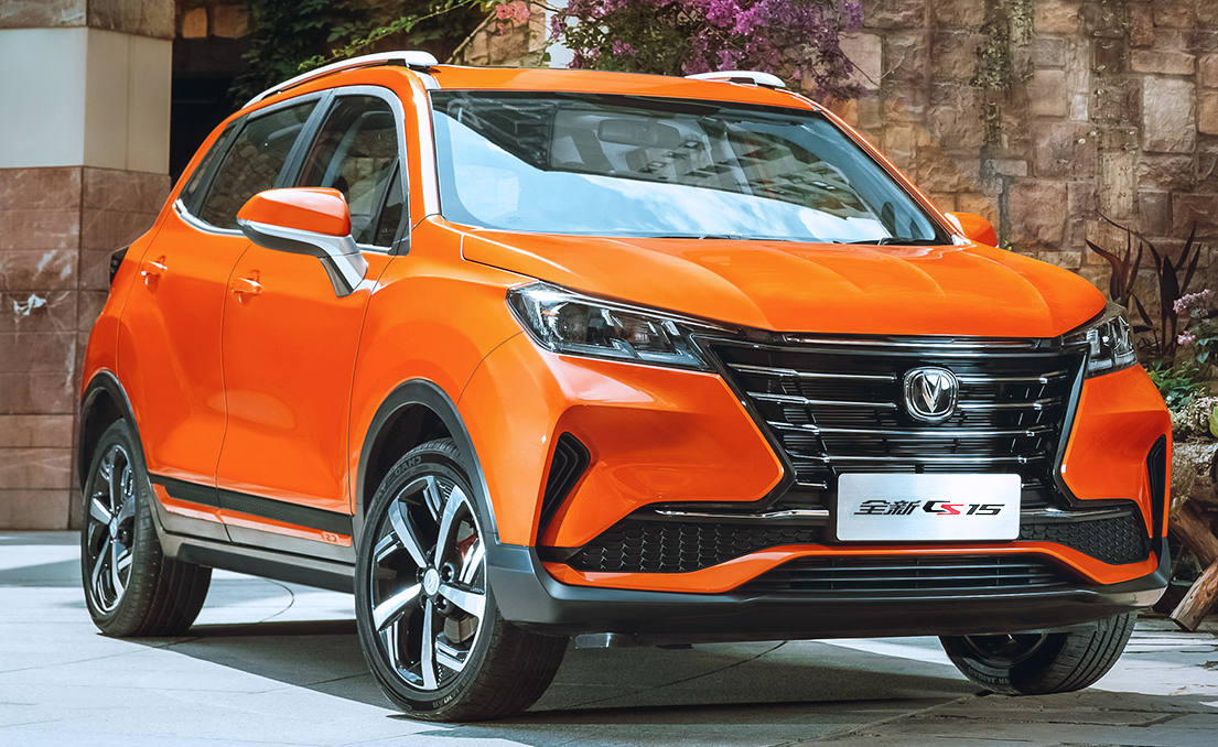2019 Changan CS15 Technical Specs