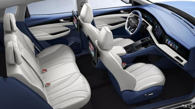 Enovate Motors Released ME7 Interior, a Pure EV with range of 310miles