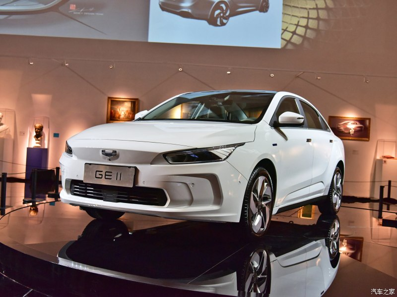Run up to 310miles, Geely released GE11 Electric Car