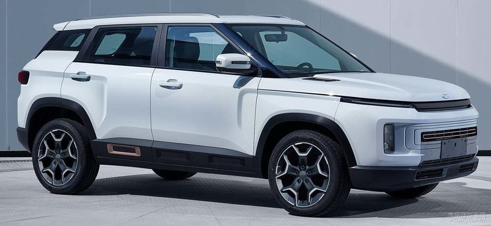 Geely to Release a Compact SUV - SX12 in China Market