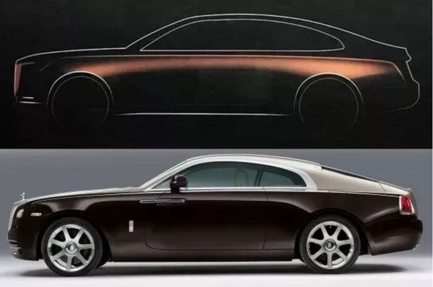 Chinese Phantom? Hongqi will Launch All New H7, design by EX Rolls-Royce Chief