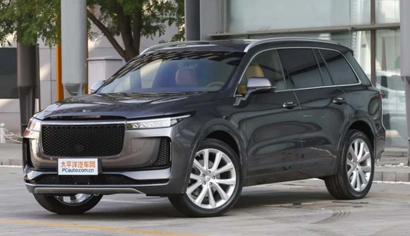 LEADING IDEAL ONE Electric SUV Unveil More Details, Range up to 434miles