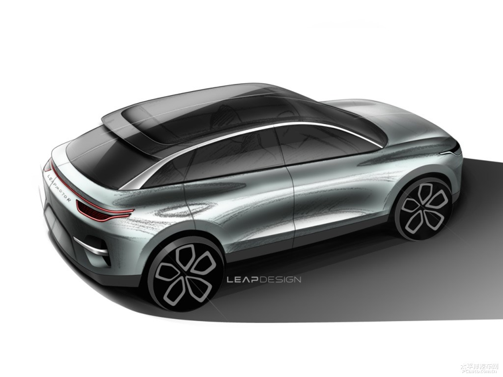 LEAPMOTOR's New Electric SUV to be Unveiled, Range up to 310miles