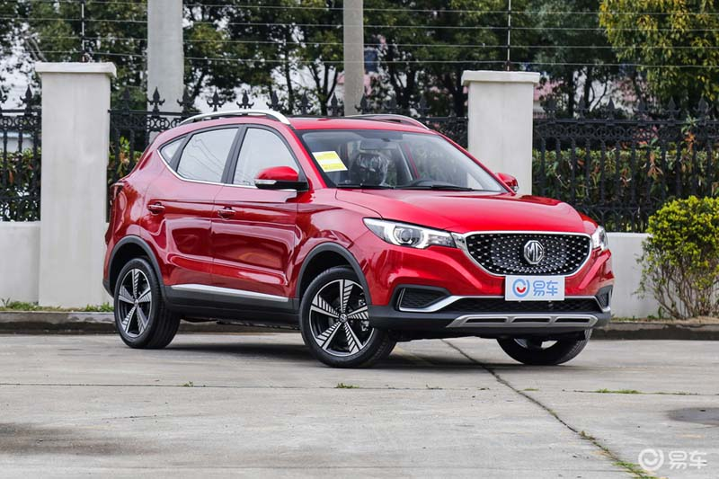 Spy Photos of New MG ZS, Or Launch in the 3rd Quarter in China