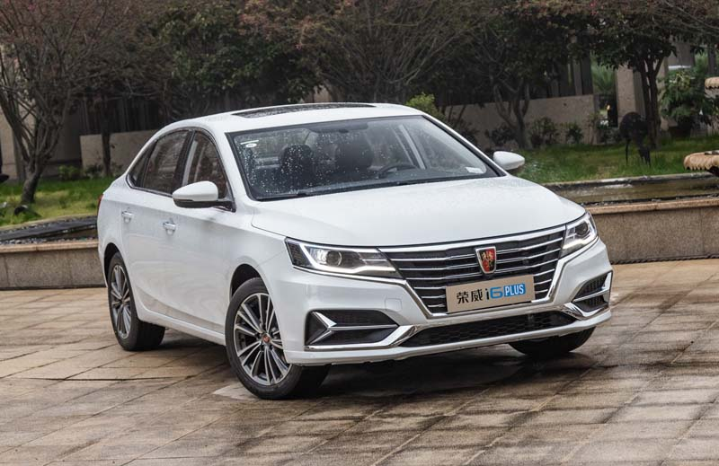Facelift Roewe i6 PLUS launches in China Market