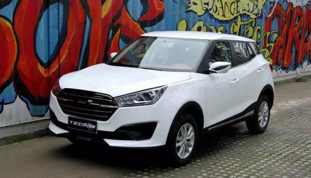 ZOTYE Compact SUV T300 2019 is on Sale, the Prototype of T300 This Time?