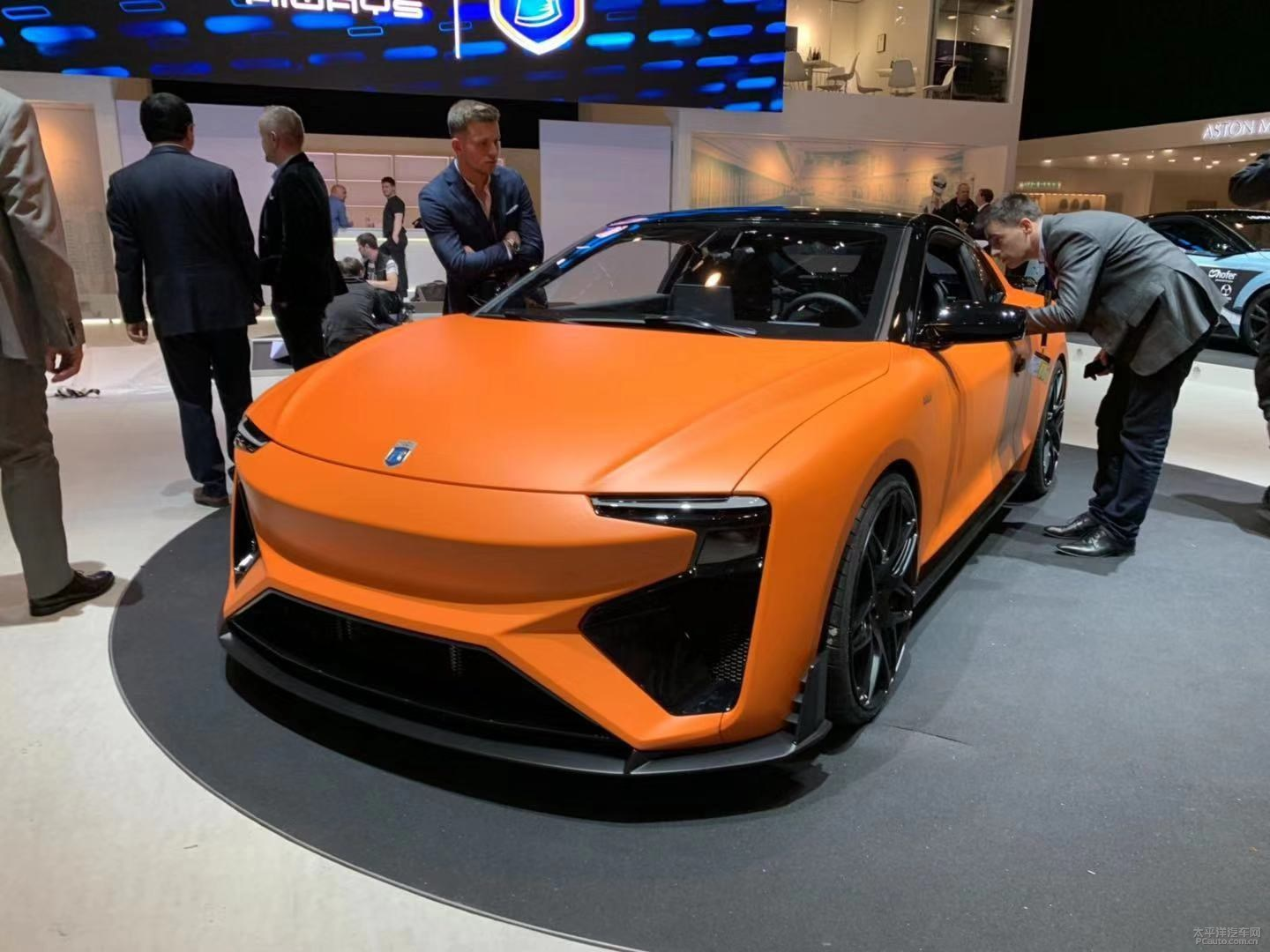 AIWAYS to Bring U5, Gumpert Nathalie and a New Concept Car to 2019 Shanghai Auto Show