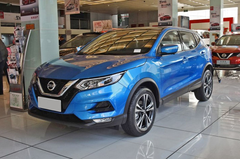 Dongfeng-Nissan to Launch 2019 Qashqai, the Facelift Model in China market
