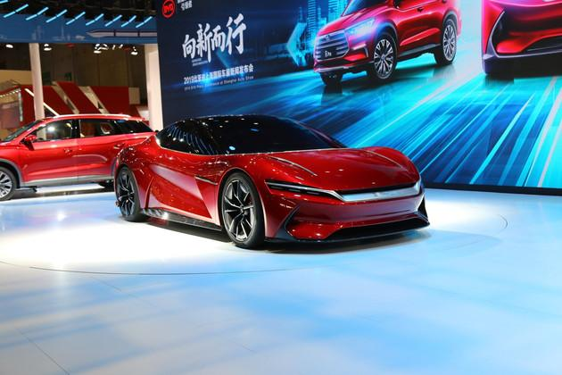 BYD Supercar E-SEED GT to be named BYD HAN, to Launch in 2020