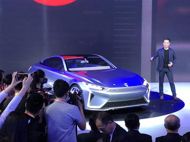 Dongfeng to Launch Fengshen eπ Production Version, Another Electric Coupe from China Vehicle Maker