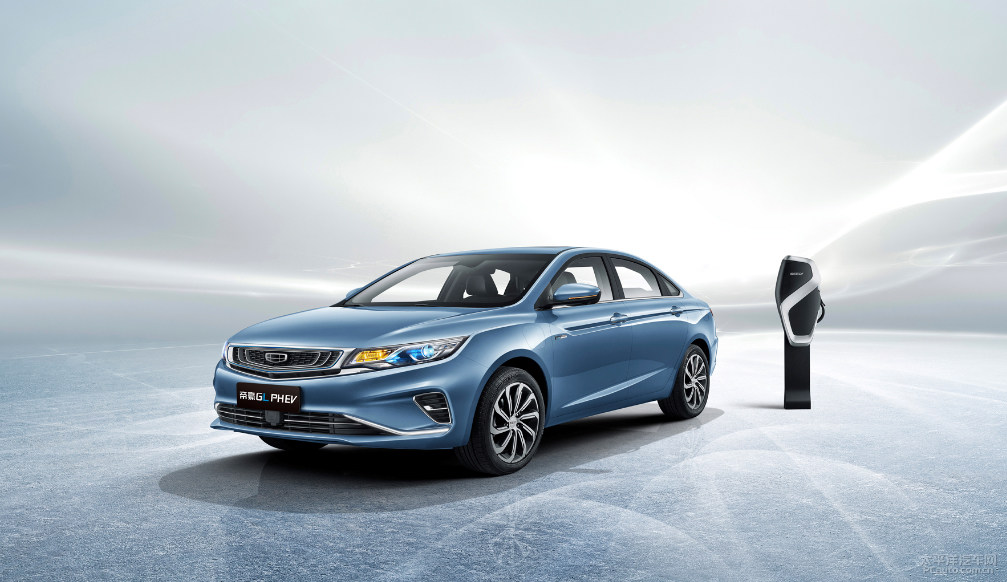 Geely Emgrand GL to Launch PHEV Model, All-electric range of 41miles