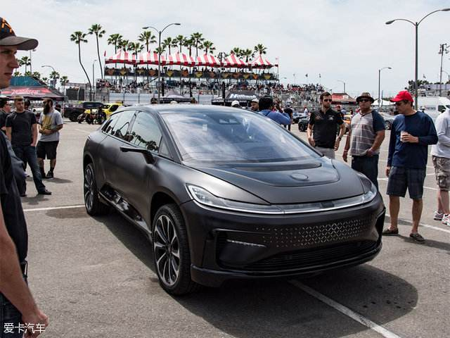 """Faraday Future will be listed on NASDAQ with stock code """"FFIE"""""""